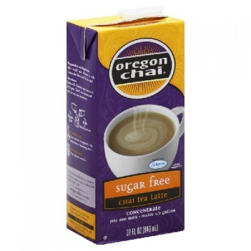 Oregon Chai Conc Original Sf (6x32OZ )