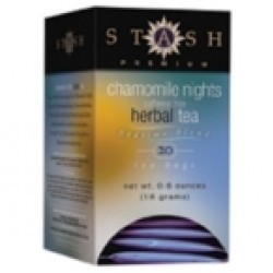 Stash Tea Herbal Chamomile Night Tea (6x20 CT)
