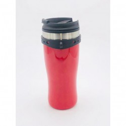 Drinking Tumbler 16oz. w/carry loop, Red