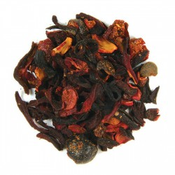 Warming Crimson Berry Tea, Organic 1 lb