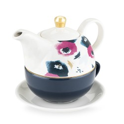 Addison Floral Tea for One Set by Pinky Up