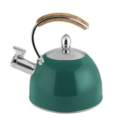 Presley Dark Green Kettle by Pinky Up