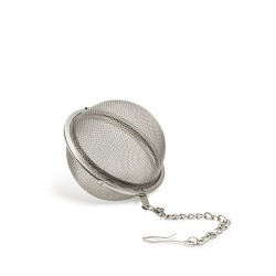 Small Tea Infuser Ball in Stainless Steel